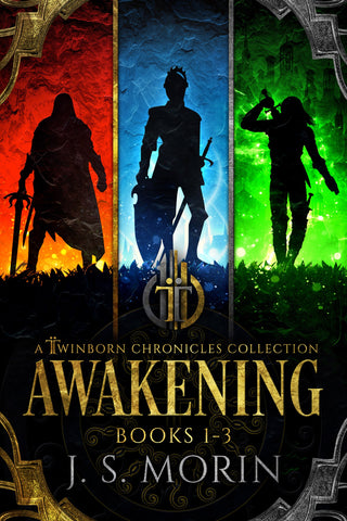 Awakening, Twinborn Chronicles Books 1-3