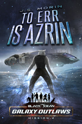 To Err is Azrin, Black Ocean Mission 4