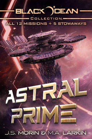 Astral Prime, Black Ocean: Astral Prime Complete Collection, Missions 1-12