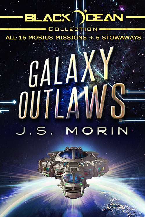 Galaxy Outlaws, Black Ocean Complete Collection, Missions 1-16