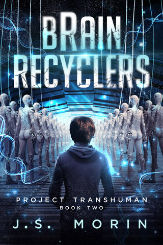 Brain Recyclers, Robot Geneticists, Book 2