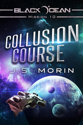 Collusion Course, Black Ocean Mission 10