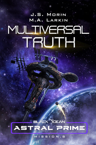 Multiversal Truth, Black Ocean: Astral Prime Mission 8