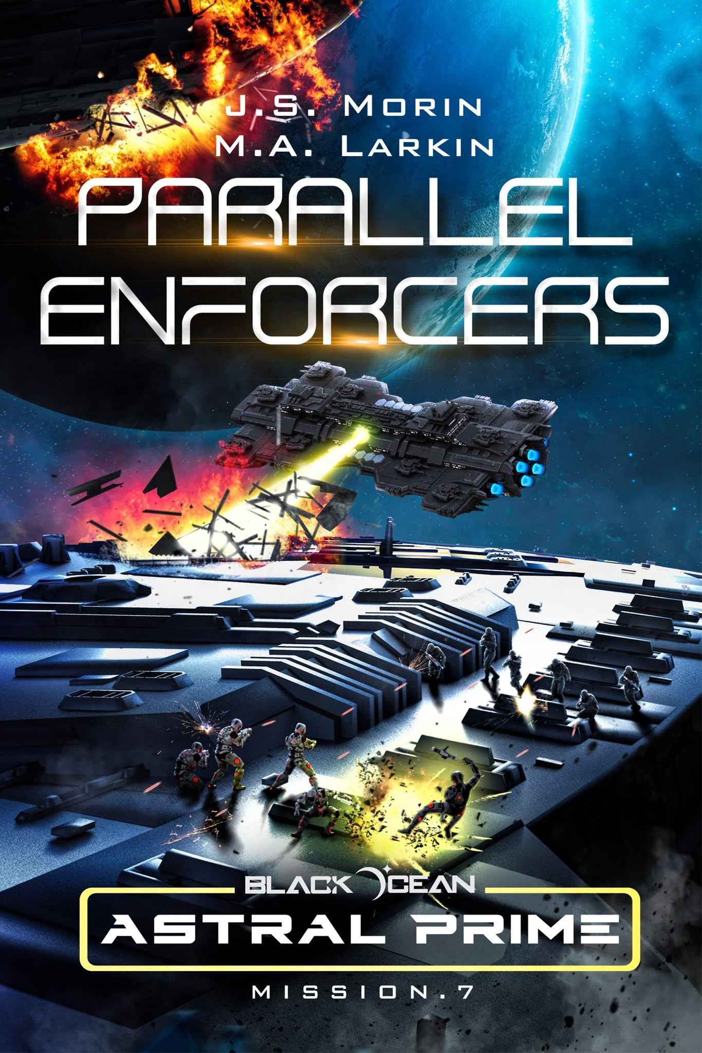 Parallel Enforcers, Black Ocean: Astral Prime Mission 7