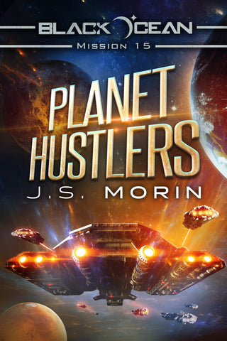 Planet Hustlers, Black Ocean Mission 15