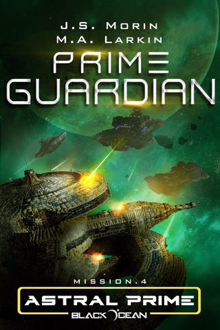 Prime Guardian, Black Ocean: Astral Prime Mission 4