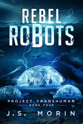 Rebel Robots, Robot Geneticists, Book 4