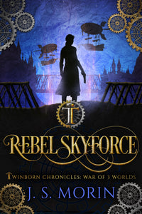 Rebel Skyforce, Twinborn Chronicles, Book 5
