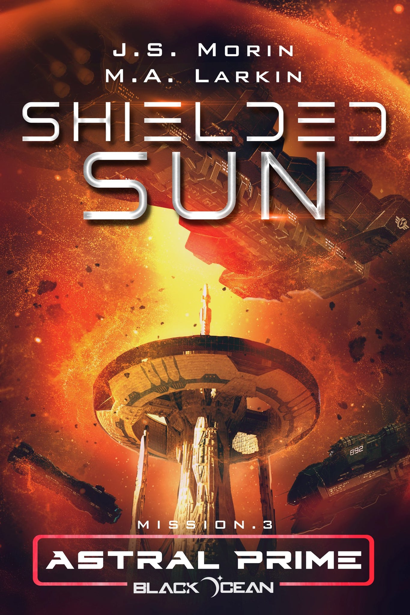 Shielded Sun, Black Ocean: Astral Prime Mission 3