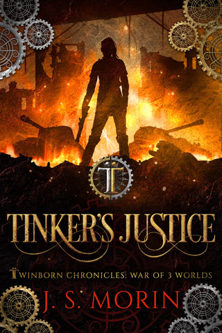 Tinker's Justice, Twinborn Chronicles, Book 7