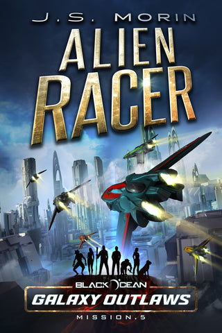 Alien Racer, Black Ocean Mission 5