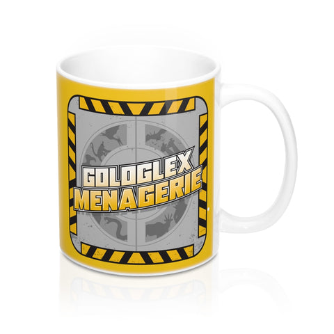 Black Ocean: Gologlex Menagerie Coffee Mug