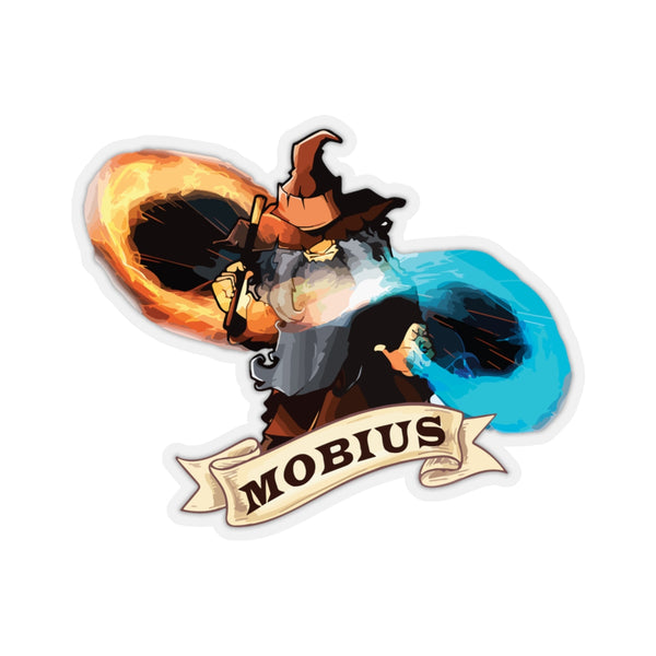 Black Ocean: Mobius Wizard Sticker