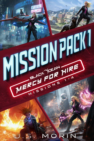 Mission Pack 1, Black Ocean: Mercy for Hire Missions 1-4