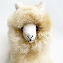 Load image into Gallery viewer, Alpaca stuffed animal M20