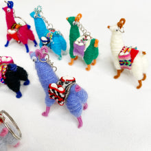 Load image into Gallery viewer, Alpaca Mini keychain