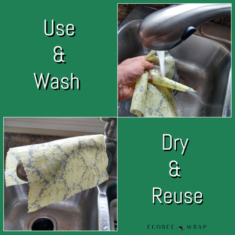 Use Wash Dry Reuse
