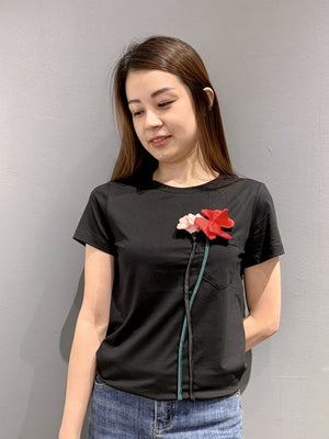 GB6768 - Bouquet Tee
