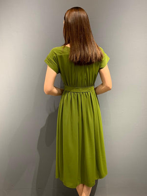 Load image into Gallery viewer, UH0518 - Dress Olive