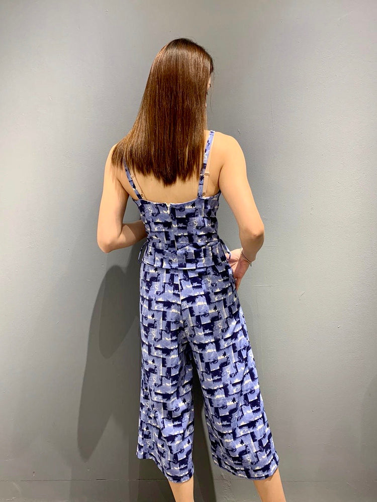 Load image into Gallery viewer, JN6213 - Jumpsuit TieDye