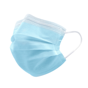 3-ply Disposable Face Masks
