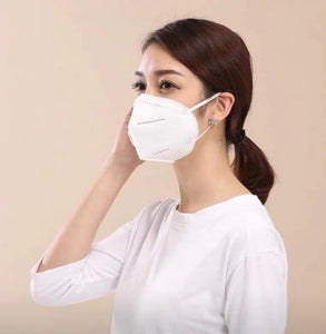 4 (50Pk) KN95 Disposable Face Masks
