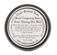 Beard Conquering Balm - Dancing Dire Wolf