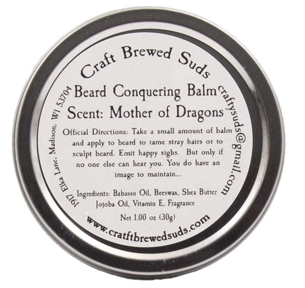 Beard Conquering Balm - Mother of Dragons