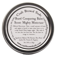 Beard Conquering Balm - Mighty Minto-taur