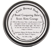 Beard Conquering Balm - Kirin Courage