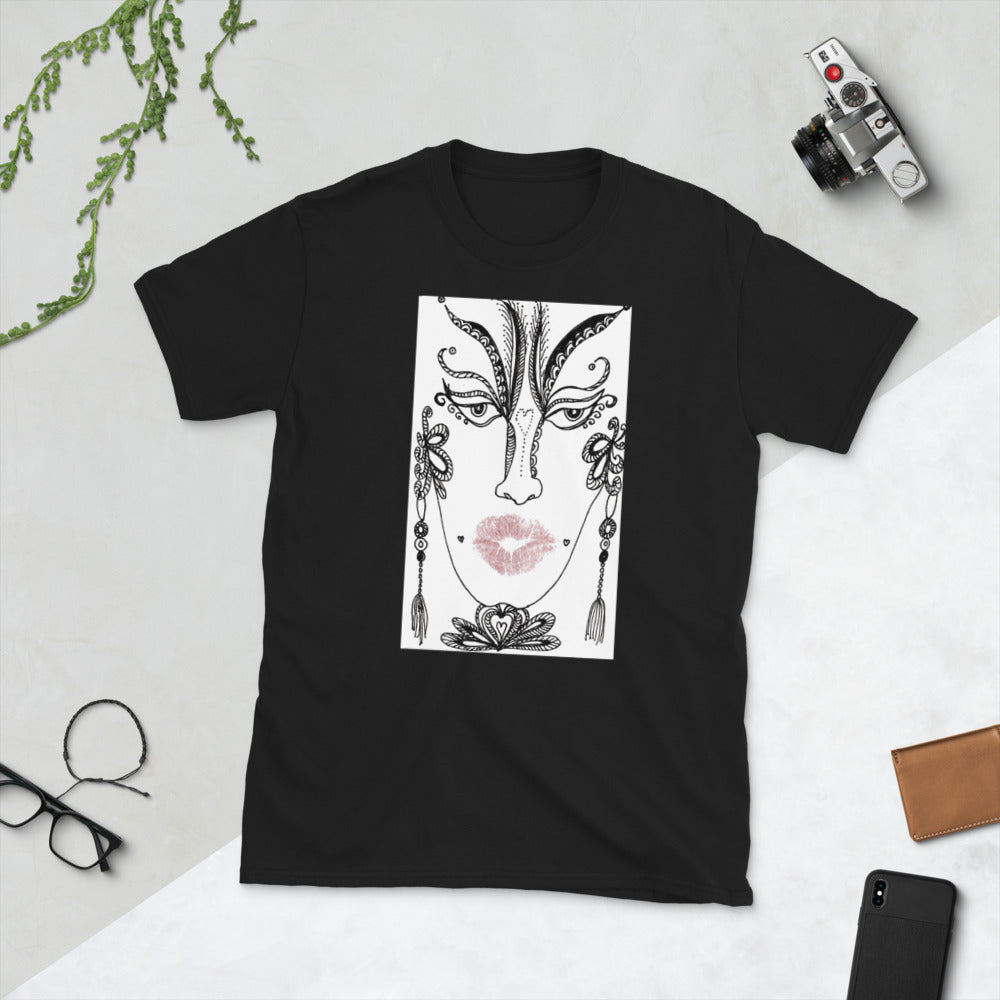 Beautiful Evening - Short-Sleeve Unisex T-Shirt