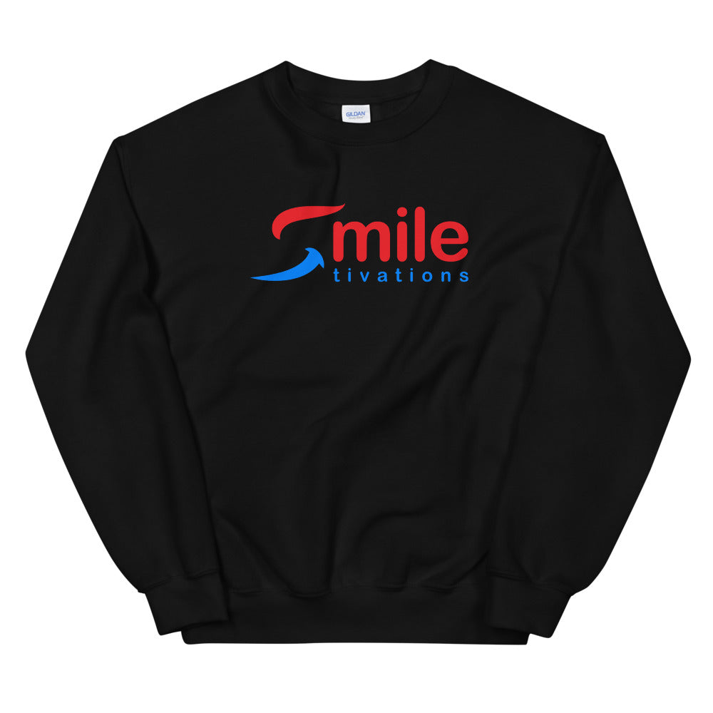 Smiletivations Sweatshirt (Unisex)