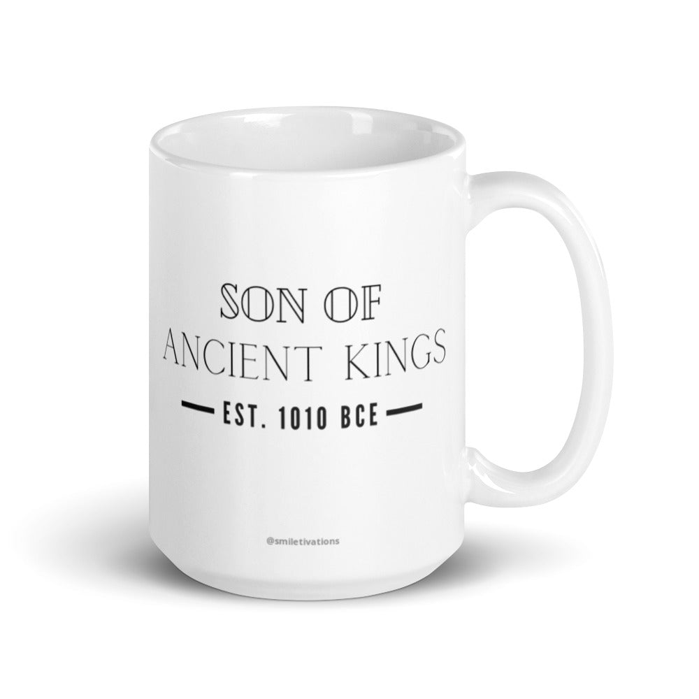 Son of Ancient Kings Mug