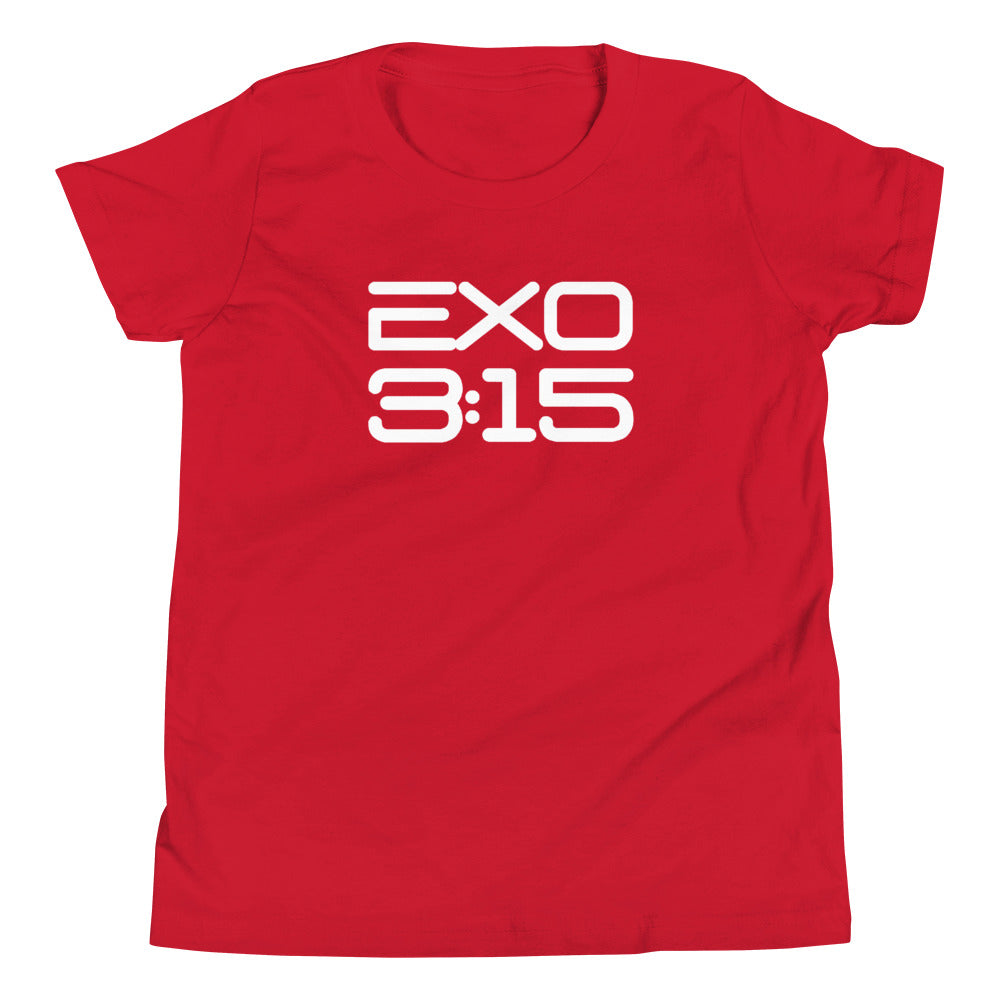 EXODUS 3:15 Youth Short Sleeve T-Shirt