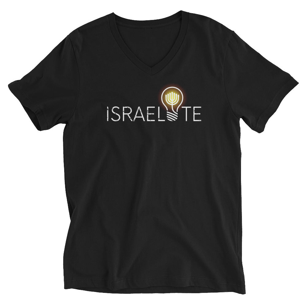 The Official ISRAELITE V-Neck T-Shirt (Unisex)