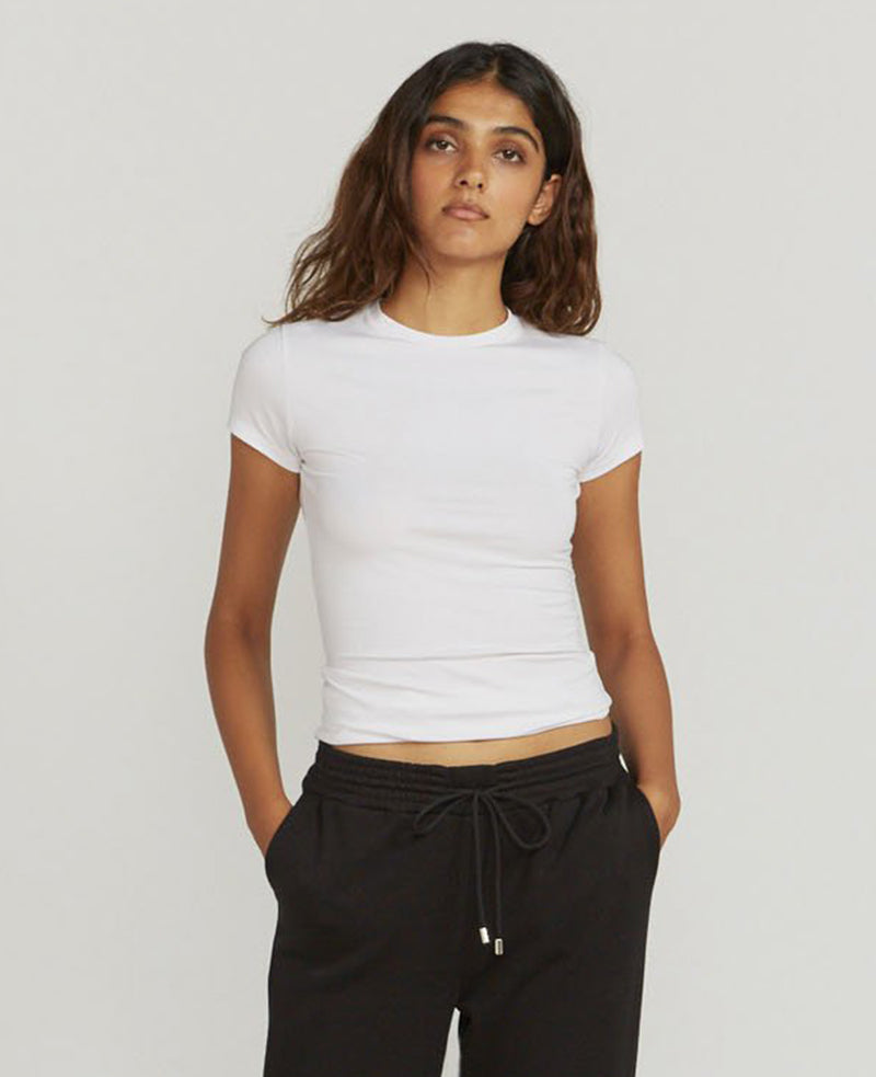 Cap sleeve T-shirt Ninety Percent