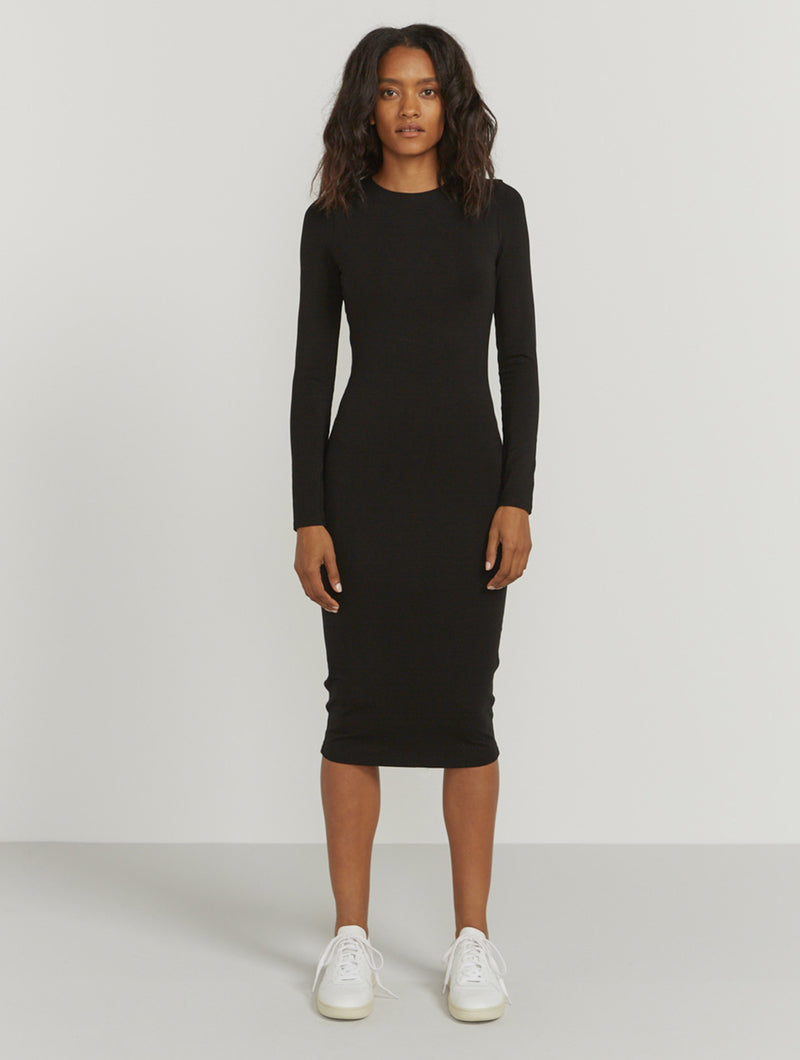 Bodycon stretch-jersey dress