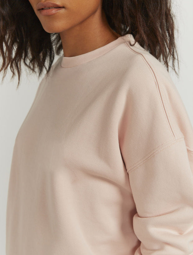 women's Organic cotton oversized sweatshirt