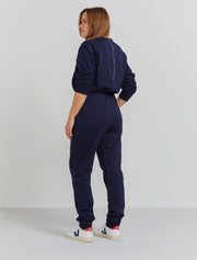 Women's Organic cotton zip back jumpsuit