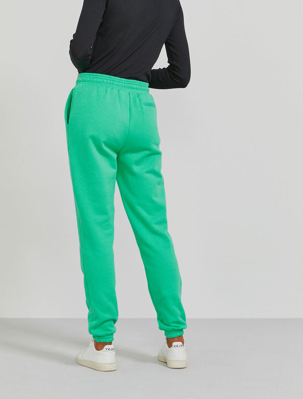 Women's Organic cotton boy-fit jade sweatpants