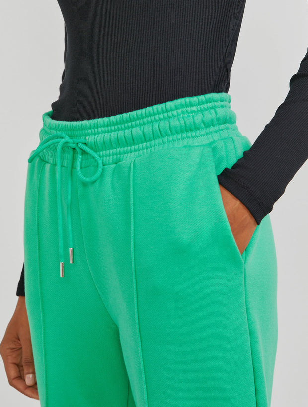 Women's Organic cotton boy fit jade sweatpants