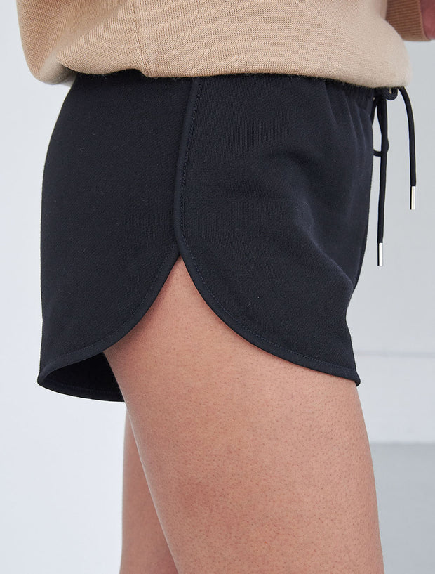 Organic cotton running shorts