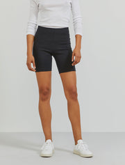 Women's Stretch-jersey high-waisted cycling shorts