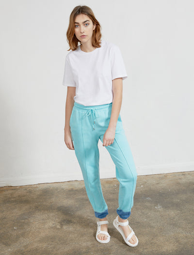 women's Organic cotton dip dye sweatpants
