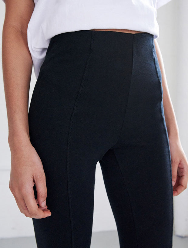 organic cotton capri pant