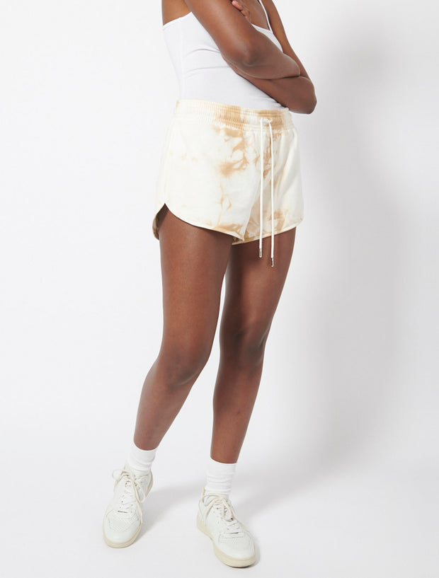 Organic Cotton Tie Dye Running Short
