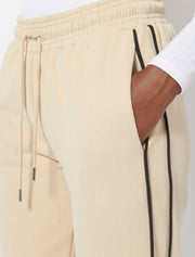 Organic Cotton Peachy Sweat Double Line Sweatpant