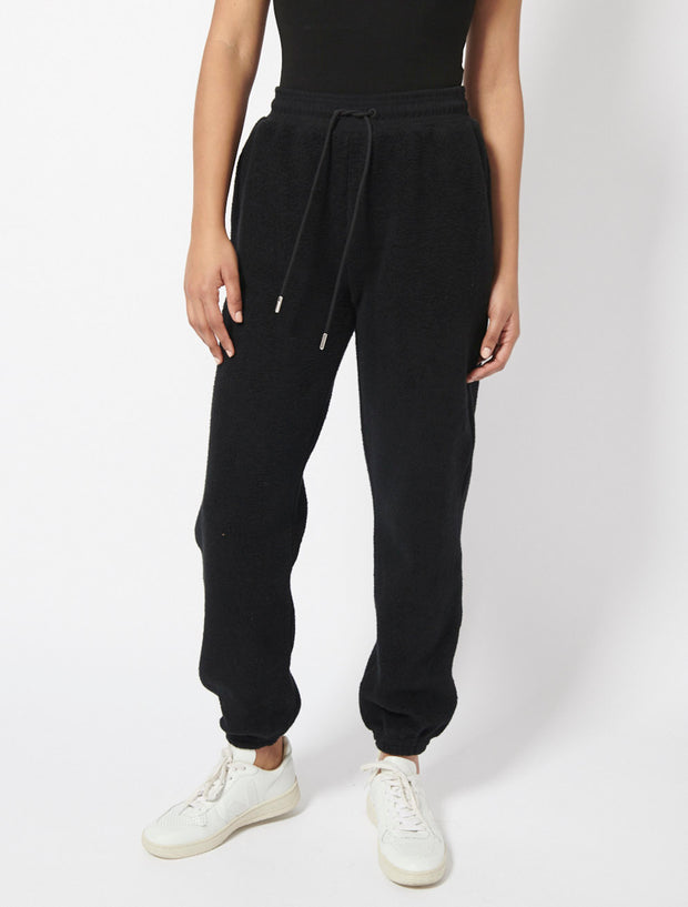 Organic Cotton Cloud Fleece Boyfit Sweatpant