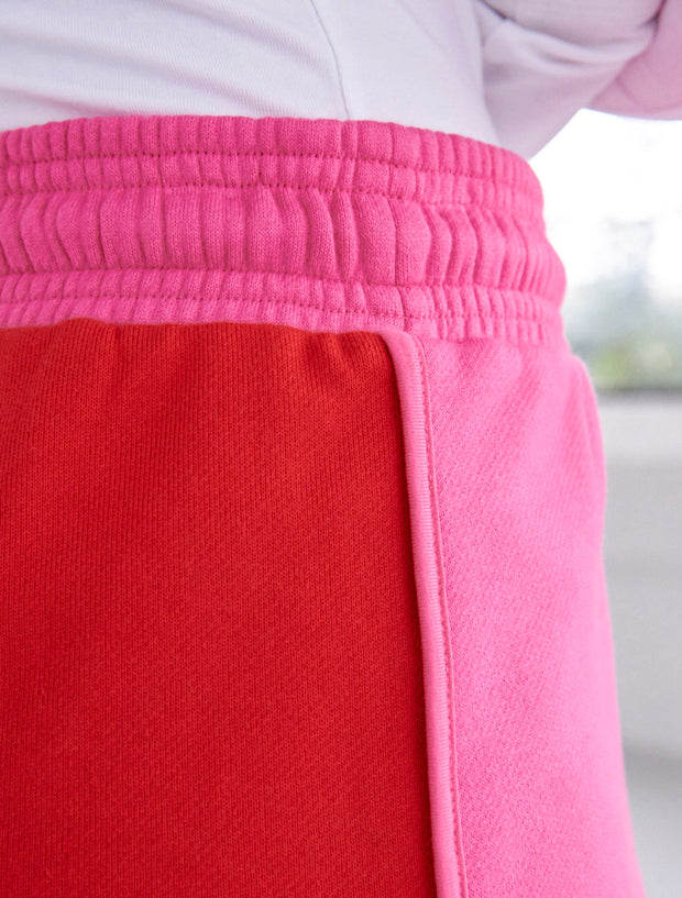 Waste Not Organic Cotton Loopback Running Shorts