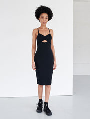 Pointelle Cami Dress